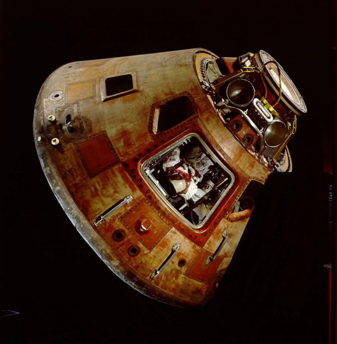 """Apollo 11 Command Module """"Columbia"""""""