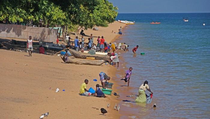 Malawi river