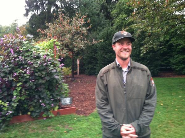 Matt Burch, Gardens