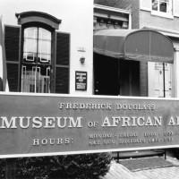 National Museum of African Art, Frederick Douglass House & Plaque 318 A Street, NE Washington, DC