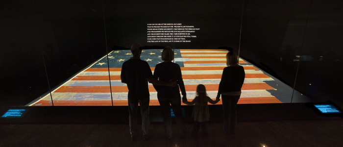Seven things you didn't know about the Star-Spangled Banner