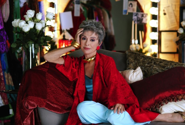 A Living Self Portrait: Rita Moreno