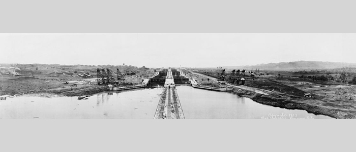 Connecting the oceans: The 100th anniversary of the Panama Canal