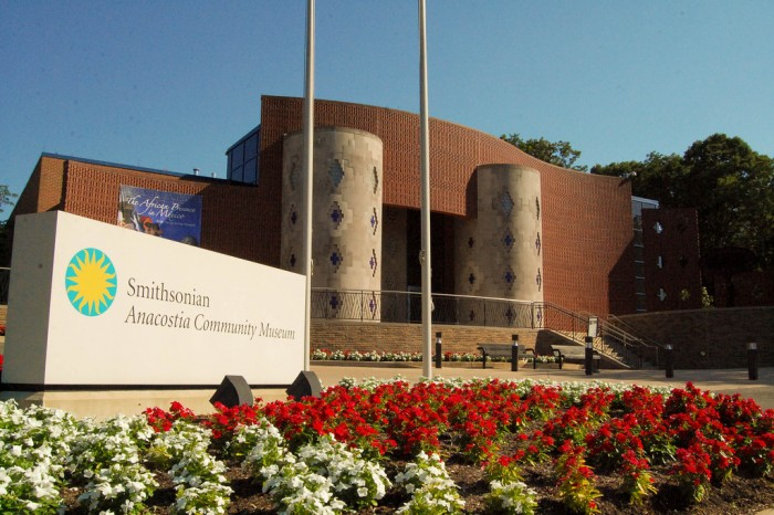 The Smithsonian Anacostia Community Museum, July 4, 2010 (Photo © BAR Photography)