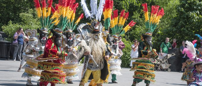 ¡Celebre el Mes de la Herencia Hispana en el Smithsonian!