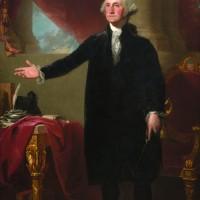 lansdowne portrait of George Washington