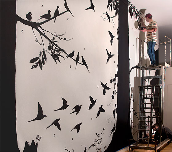 The Singing and the Silence: Birds in Contemporary Art
