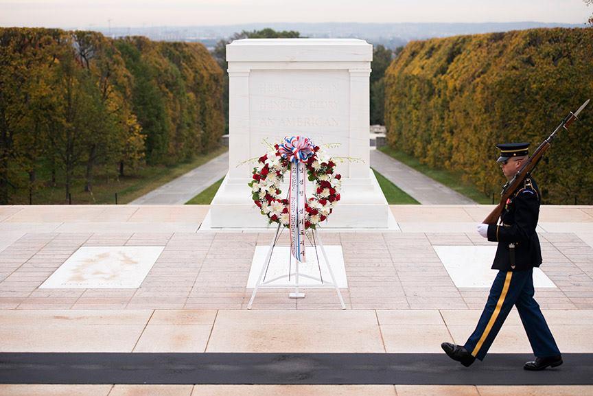 Photo courtesy of Arlington National Cemetary