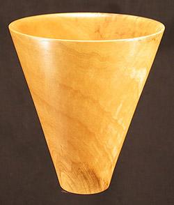Vase created by Phil Brown