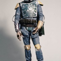 Boba Fett in Armor, from Star Wars™: Return of the Jedi. TM &©2014 Lucasfilm Ltd. All Rights Reserved. Used under authorization