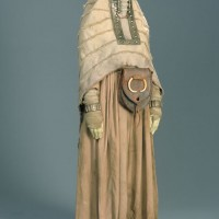 Tusken Raider, Female Costume, from Star Wars™: Attack of the Clones. TM &©2014 Lucasfilm Ltd. All Rights Reserved. Used under authorization