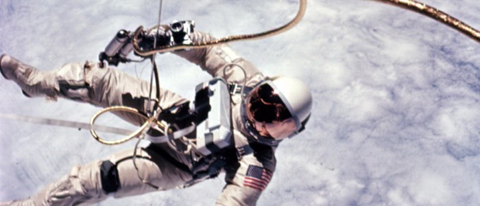 In space, no one can see you sweat