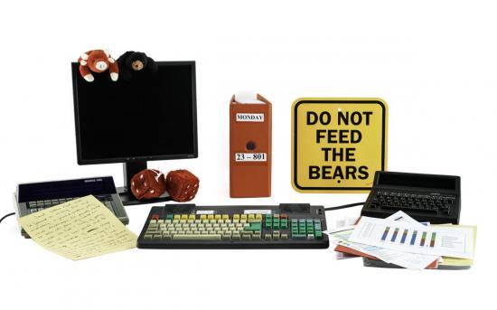 Bill Gross desktop
