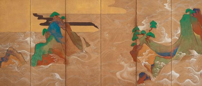 Japanese Master Tawaraya Sōtatsu has been making waves for centuries