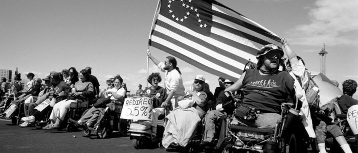 Nothing About Us Without Us: Celebrating 25 years of the Americans with Disabilities Act