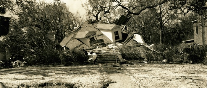 Collecting history in the aftermath of Katrina