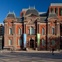 Front exterior of the renovated Renwick Gallery, Smithsonian's National Museum of American Art. (Photo by Ron Blunt)