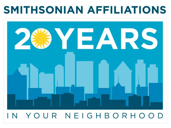 logo for Affiliations anniversary