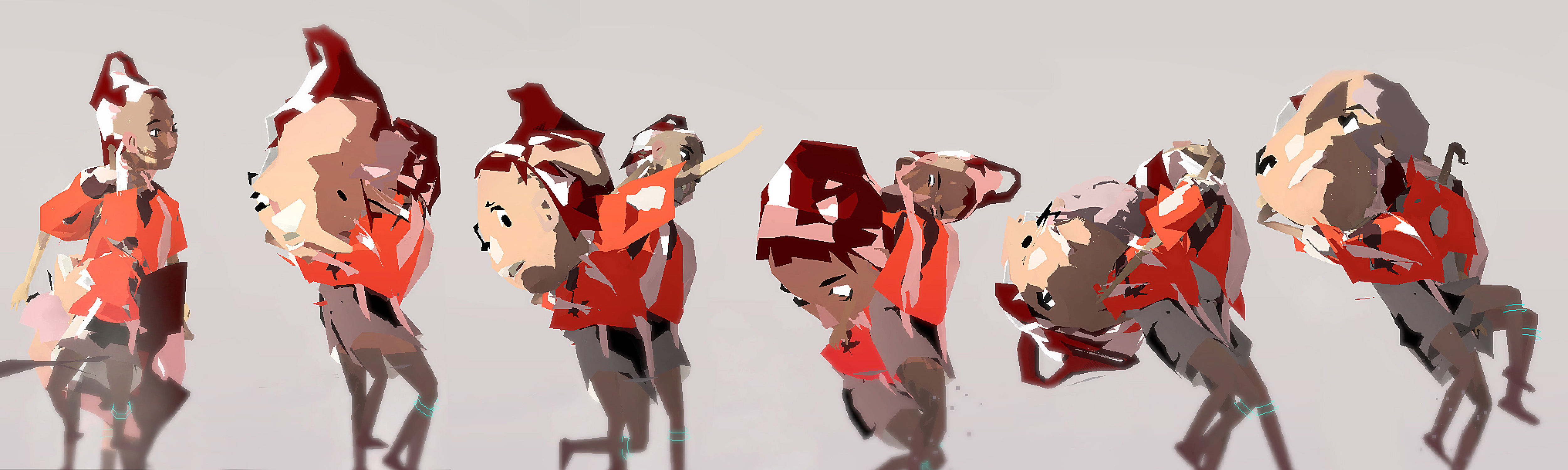 Still from animated film