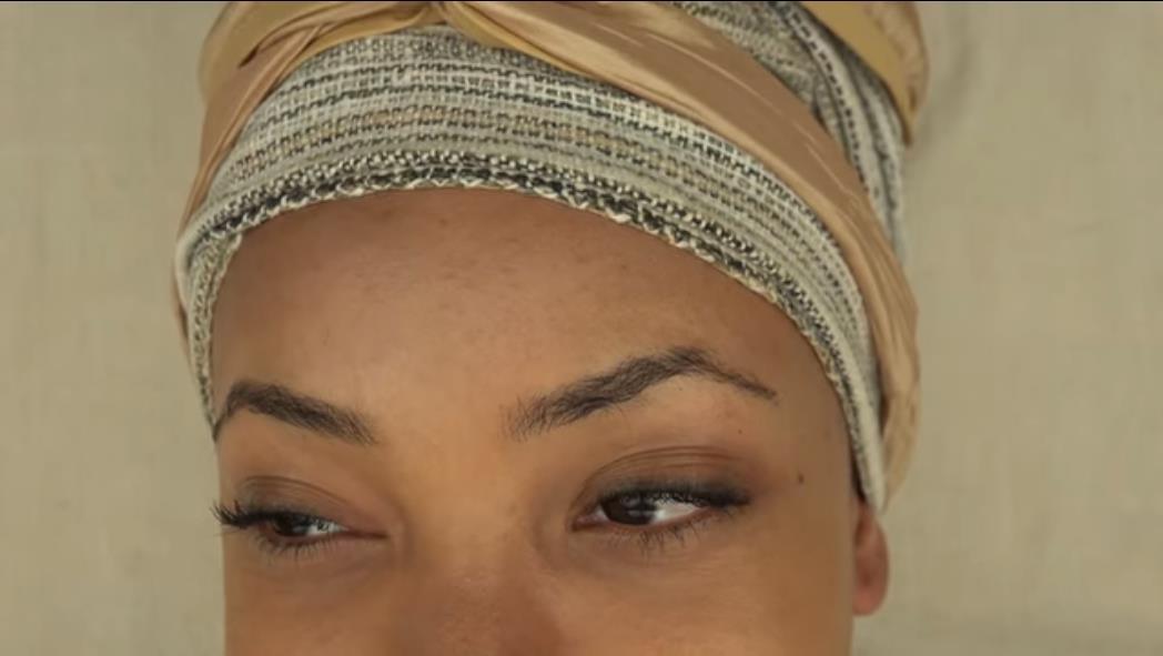 close-up of Spauldings face