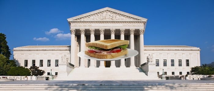 Legal Eats: Food and the Culture of the U.S. Supreme Court