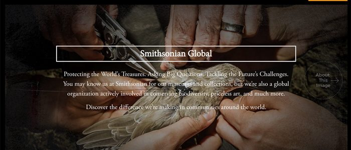 Where in the World Is the Smithsonian?