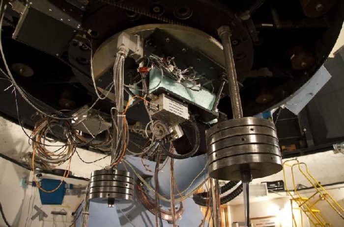 Large spectrograph