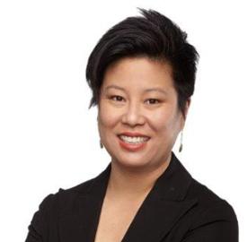 Head shot of Melissa Ho