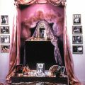 artwork comprised of altar for the dead