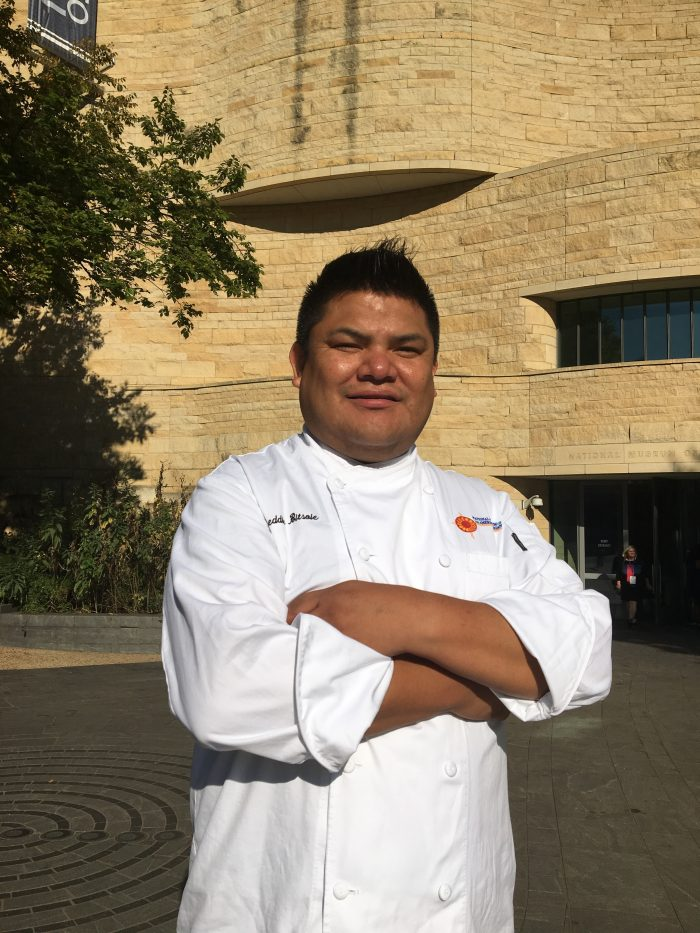 Award-winning café has new award-winning chef