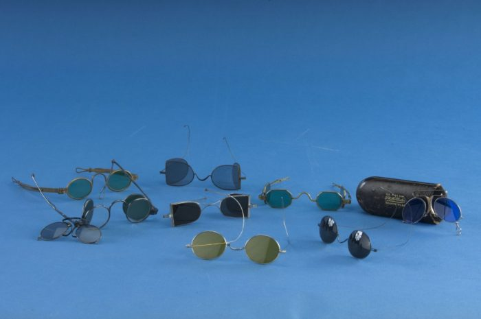 collection of spectacles