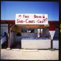 Stand selling fried bread ans sno cones
