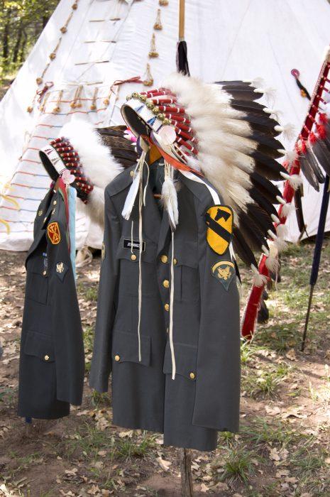 Kiowa memorial