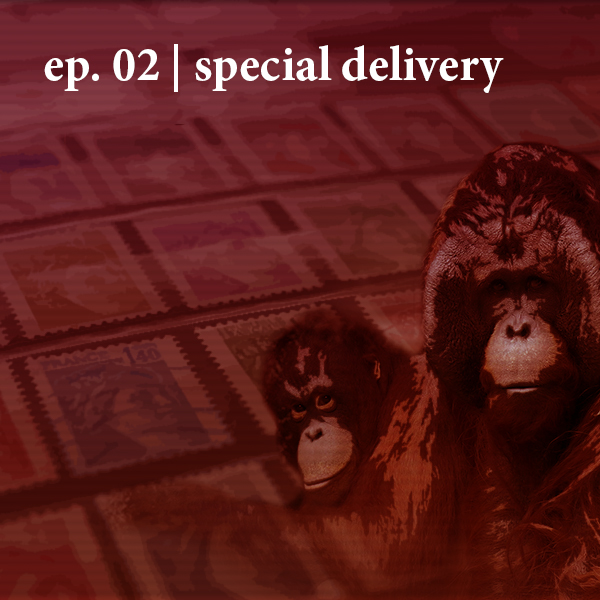 Logo for Sidedoor Episode 2 Special Delivery