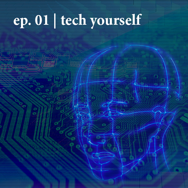 logo for podcast Episode 1 Tech Yourself