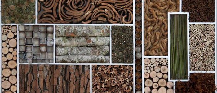 As snug as a bug in a…posh four-star insect hotel