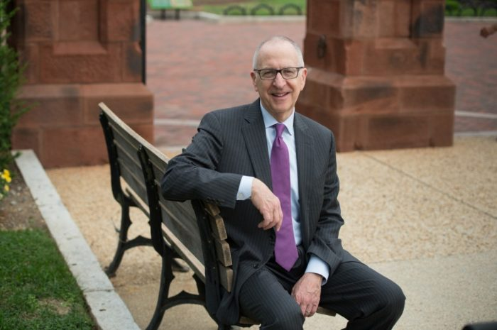Secretary David Skorton will depart the Smithsonian in June