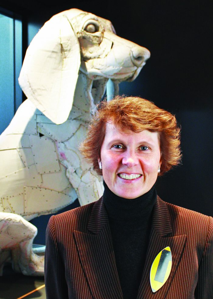 Washington art museum director to become Washington art museum director