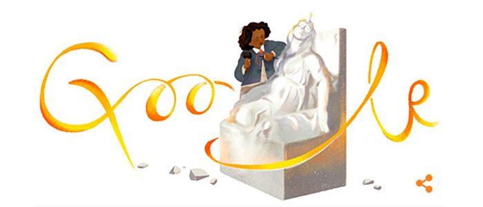 You know you've made it when you're the subject of a Google Doodle