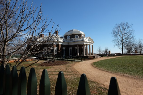 View of Monticello