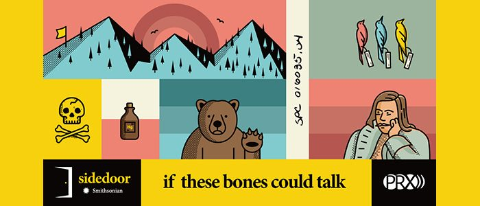 Sidedoor: If these bones could talk