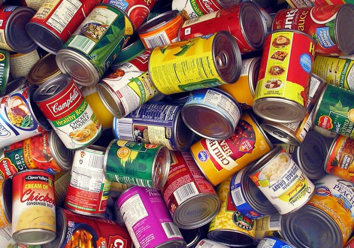 generic canned goods