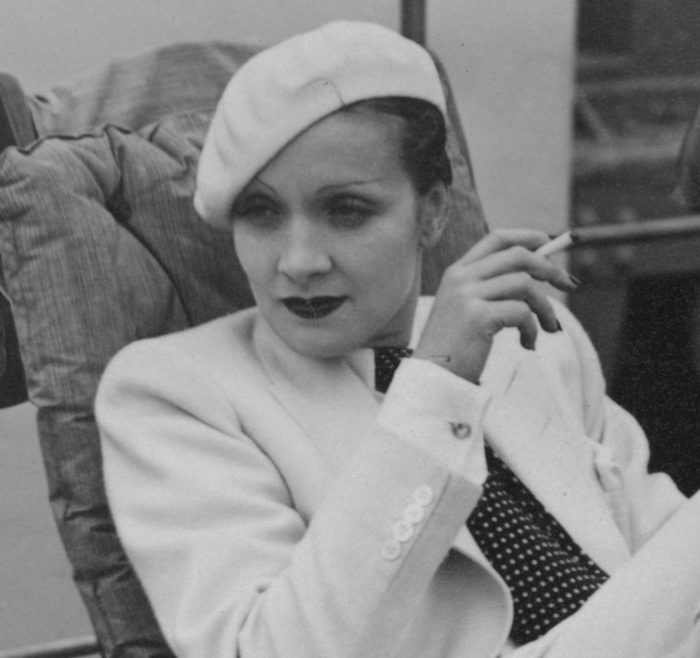 """Marlene Dietrich: Dressed for the Image"""