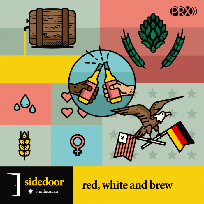 Sidedoor: Red, white and brew