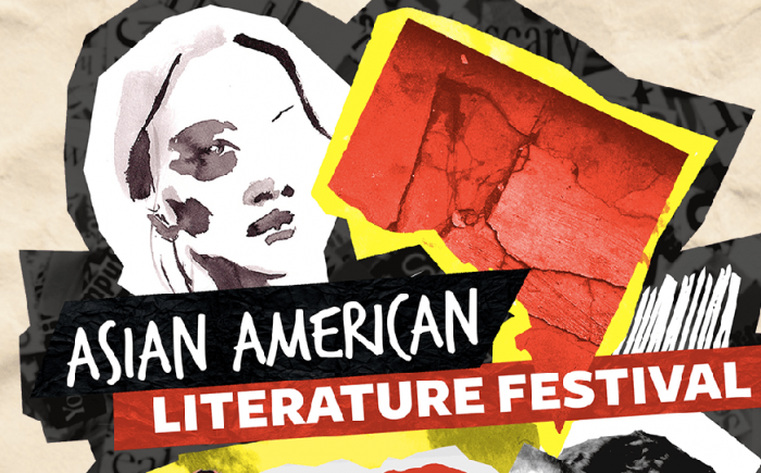 Asian American Literature Festival logo