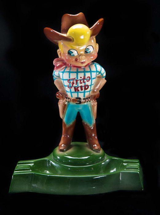 Frito Kid figurine