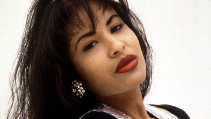 Glamour portrait of singer