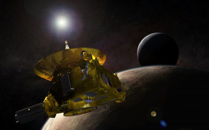 How we got to Pluto