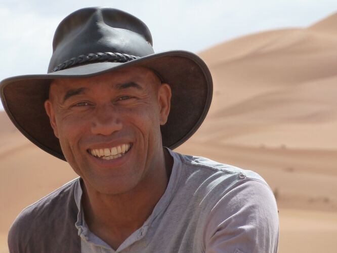 Casely-Hayford eager to get to work at African Art
