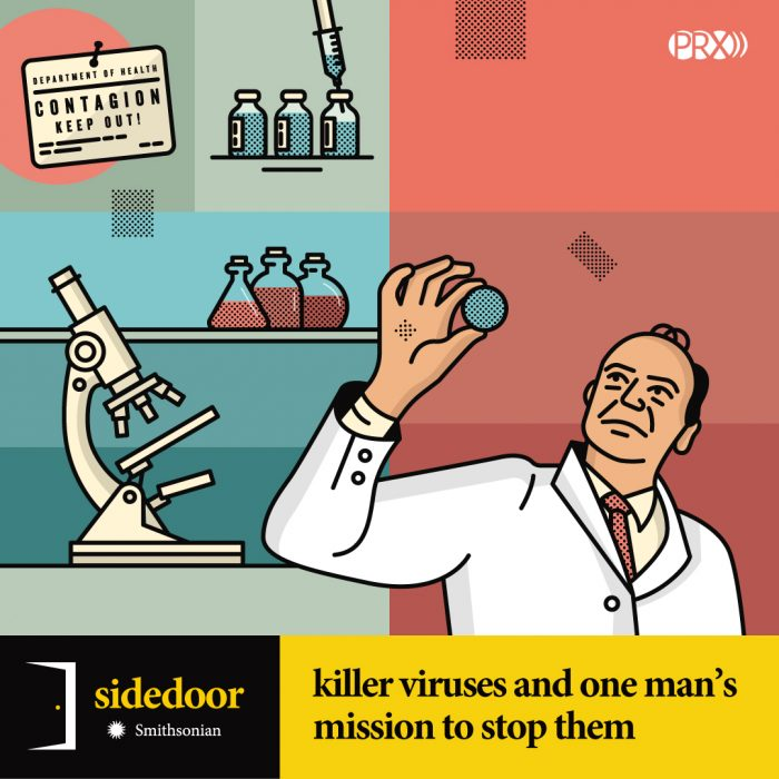 Sidedoor: Killer viruses  and one man's mission to stop them
